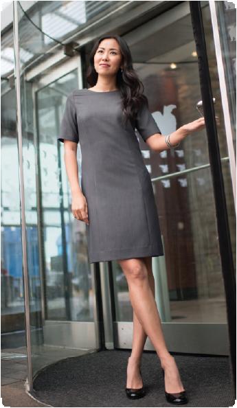 corporate apparel dress
