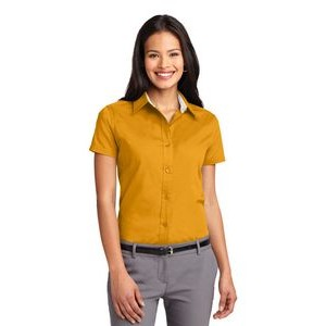 Port Authority® Ladies' Easy Care Short Sleeve Shirt