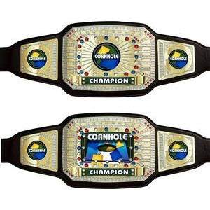 Corn hole stock Insert labels For EXPRESS-CAB1 or EXPRESS-CAB2 Champion Award Belts
