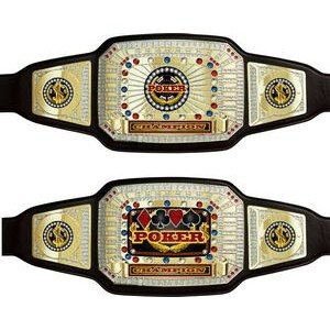 Poker stock Insert labels For EXPRESS-CAB1 or EXPRESS-CAB2 Champion Award Belts