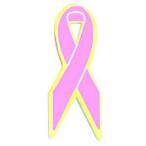 Breast Cancer Awareness Service Lapel Pin