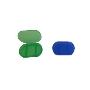 Portable 3 Compartments Pill Box/Case