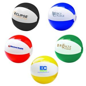 "6"" Two Tone Beach Ball"