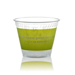 9 oz Clear Greenware® Rocks Cup