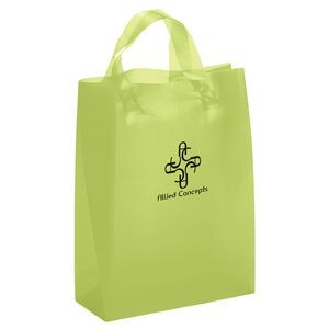 Lily Frosted Brite Shopper Bag