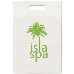 "Eco Die Cut Handle Bag (9½""x14"")"