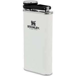 Stanley PMI Easy Fill Wide Mouth Flask, 8oz, Polar
