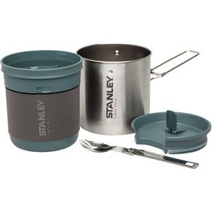 Stanley Mountain Compact Cook Set, 24oz, Stainless Steel