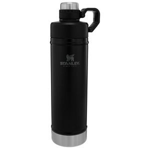 Stanley PMI Easy Clean Water Bottle, 25oz, Matte Black