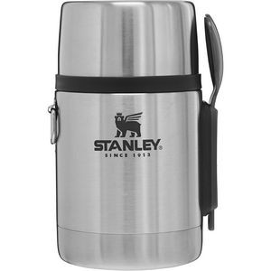 Stanley PMI All in One Food Jar, 18oz, Stainless Steel