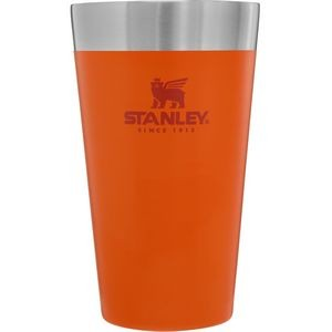 Stanley PMI Stacking Beer Pint, 16oz, Signal Orange