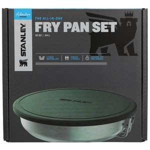 Stanley PMI All in One Fry Pan Set, Stainless Steel