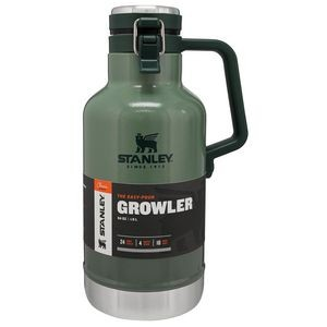 Stanley PMI Easy Pour Growler, 64oz, Hammertone Green
