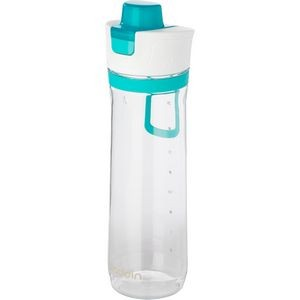 Aladdin Active Hydration Tracker Water Bottle, 26oz, Hot Pink