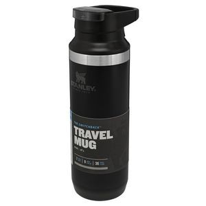 Stanley PMI Switchback Travel Mug, 16oz, Matte Black