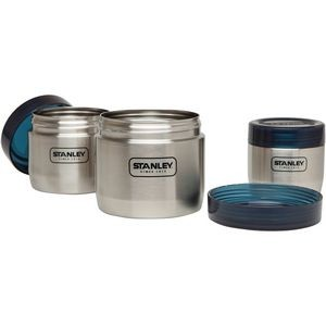 Stanley Adventure Canister Set, 32oz, Stainless Steel