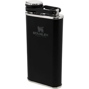 Stanley PMI Easy Fill Wide Mouth Flask, 8oz, Matte Black