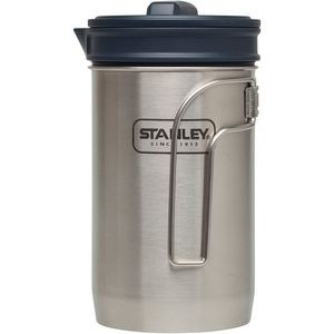 Stanley Adventure Cook + Brew Set, 32oz, Stainless Steel
