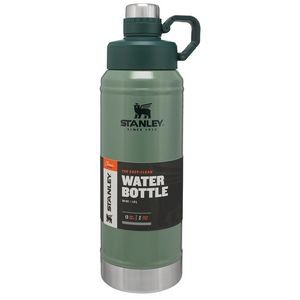 Stanley PMI Easy Clean Water Bottle, 36oz, Hammertone Green