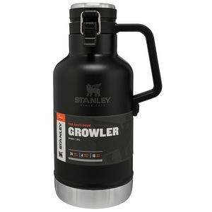 Stanley PMI Easy Pour Growler, 64oz, Matte Black