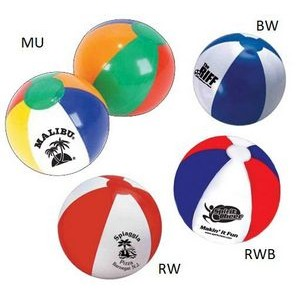 "12"" Inflatable Beach Ball"