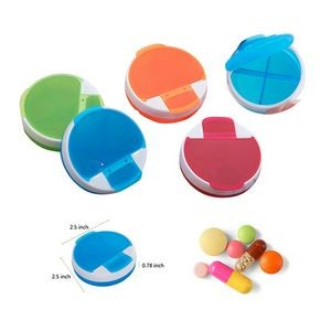 Creative Portable Pill Box