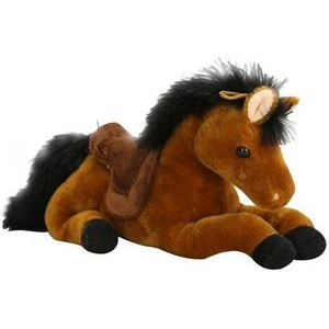 Horse Gamble, A Stuffed Toy Customizable for You