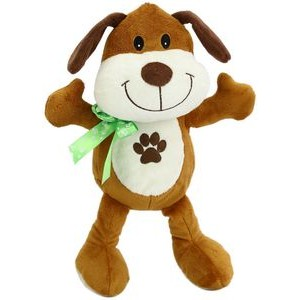 Dog Happy, A Stuffed Toy Beary Customizable