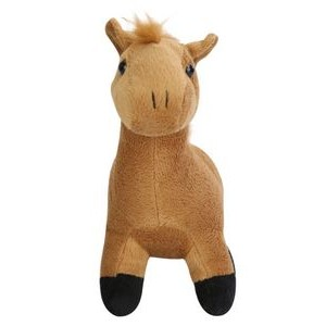 Horse Whiskers, A Promo Plush Custom to Your Specs