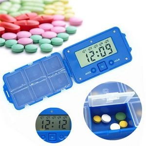 Large Screen Electronic Pill Box for Elderly