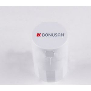 Cylindrical Plastic Pill Case Box With Blade