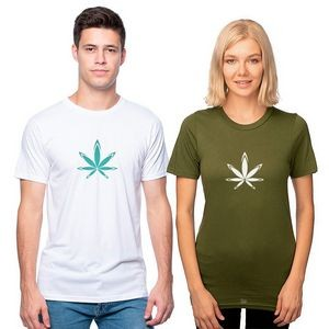 Hemp and Organic Cotton Unisex Tee Shirt