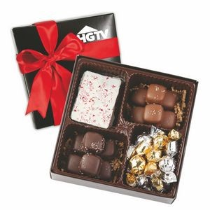 4 Delight Gift Box w/Holiday Confections