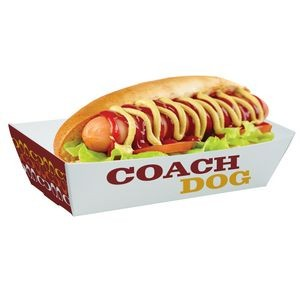 Digital Printed Hot Dog Food Tray