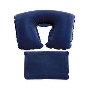 Travel Pillow W/Pouch