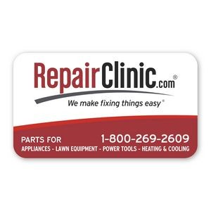 Round Corner Business Card Magnet