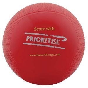Mini Re-inflatable Vinyl Basketball 4""
