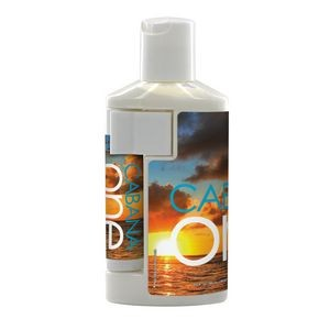 2 Oz. Duo Bottle With SPF 30 Sunscreen And SPF 15 Lip Balm In White Tube - Out of Stock!
