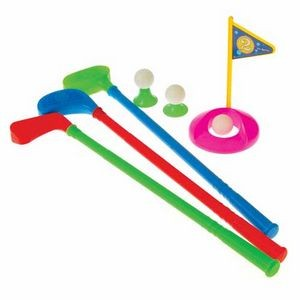 Golf Set/10-PC