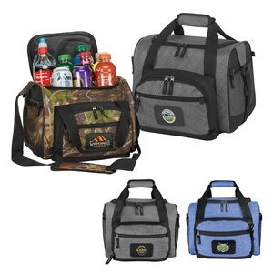 12-Can Convertible Duffel Cooler (Print)