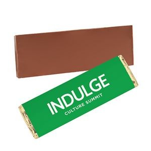 Foil Wrapped Belgian Chocolate Bar