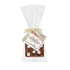 Bite Size Belgian Chocolate Square Gift Bag - S'mores