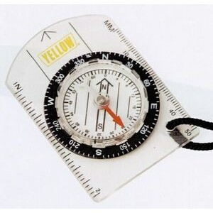 Map Reading Compass w/ Neck Strap