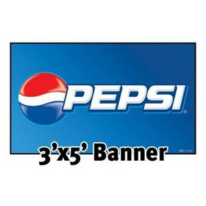 Full Color Banner 3'x5' - Vinyl
