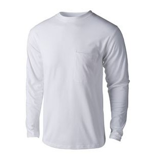 Men's The Zorrel® Dri-Balance™ Long-Sleeve Pocket Tee Shirt