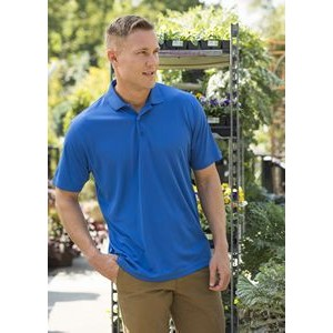 Men's Harrison Syntrel™ Surface Mesh Polo