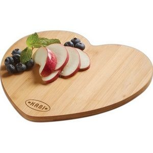 BistroTek™ Heart Shaped Cutting Board