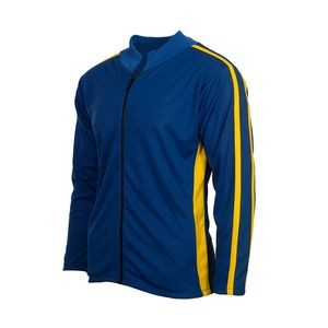 MVPdri Full Zip Jacket with Side Inserts