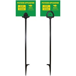"5"" x 4"" Value Marking Signs - Two Color, Front & Back"